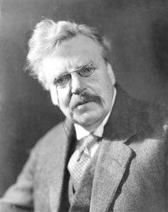 Gilbert K Chesterton
