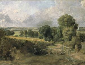 Fen Lane, East Bergholt ?1817 John Constable 1776-1837 Purchased with assistance from the National Lottery through the Heritage Lottery Fund and the Art Fund (with a contribution from the Wolfson Foundation), with additional assistance from Sir Edwin and Lady Manton and Tate Members in memory of Leslie Parris, Deputy Keeper British Collection and Senior Research Fellow Collections Division 1974-2000, and from the bequest of Alice Cooper Creed, 2002 http://www.tate.org.uk/art/work/T07822
