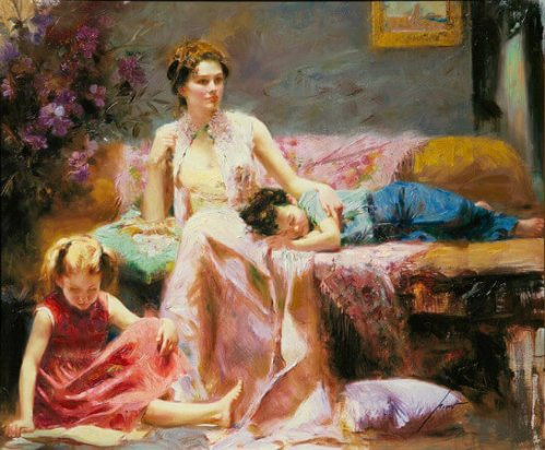 Pino-Daeni-Reflections-Of-The-Heart